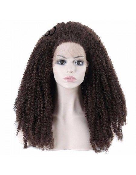 perruque lace wig synthétique pas cher