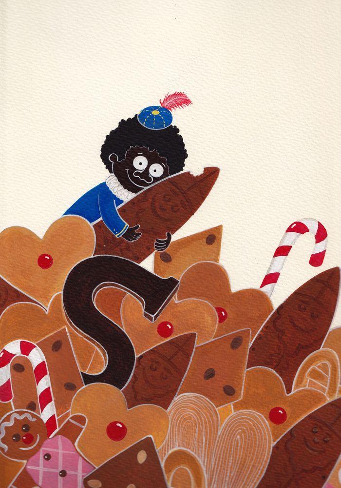 Thaïs Vanderheyden Illustraties: De Spiekpietjes, Een nieuwe Sinterklaas traditie!!