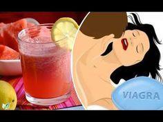 Bebe Esto Antes de Irte a la Cama, Tu Miembro Se pondrá Duro, Mejor que Usar Vi@gra - YouTube