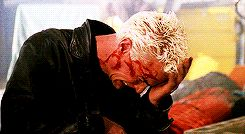 "11. For someone who didn't have a soul, he felt deeply. | Community Post: 13 Reasons Spike From ""Buffy"" Is The Best Vampire Ever"