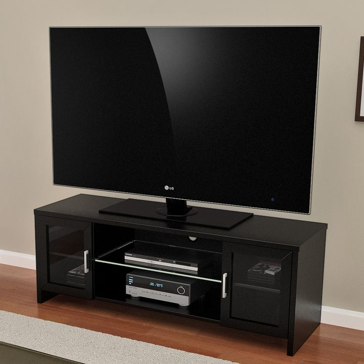 1000 ideas about 55 tv stand on pinterest transitional media storage flat tv stands and 55. Black Bedroom Furniture Sets. Home Design Ideas