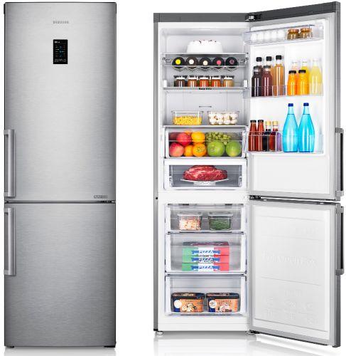 Samsung RB31FEJNBSA Alulfagyasztós hűtők