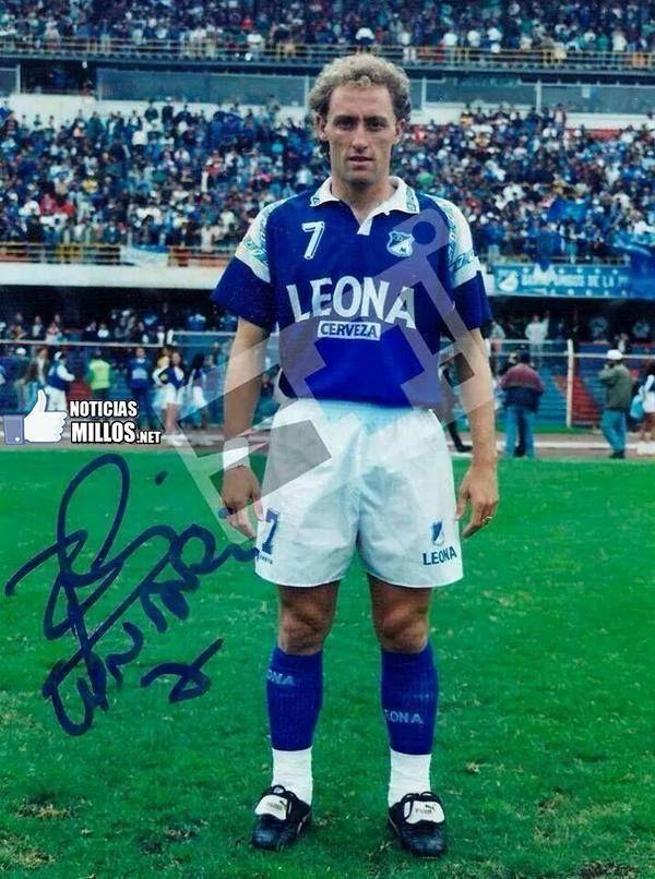Ricardo Lunari 1996 #millonarios