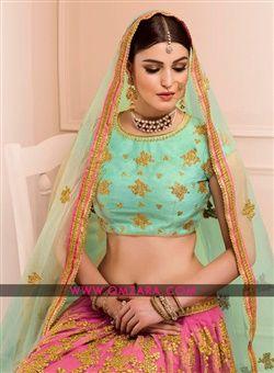 Buy Latest Designer Bridal Lehengas Online in India USA UK Canada | Free Shipping