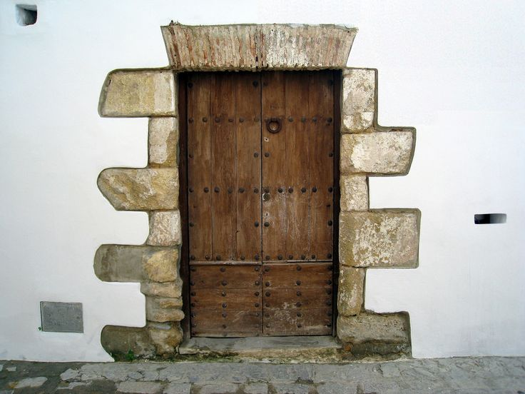 All sizes | Doorway, Vejer de la Frontera, Cádiz, Spain | Flickr - Photo Sharing!