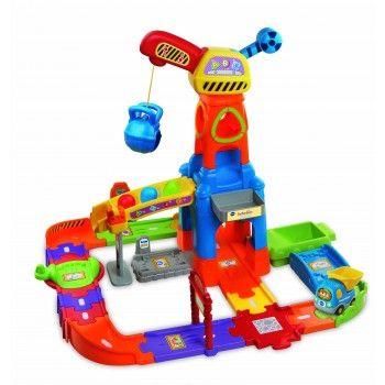 VTech Toet Toet Auto's Bouwplaats | VTech Speelgoed