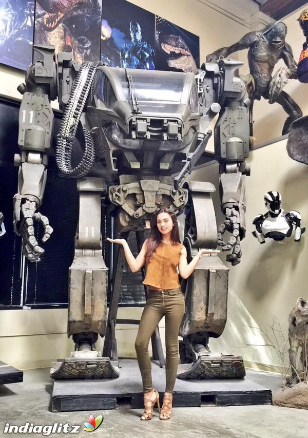 Amy Jackson - Tamil Actress Image Gallery