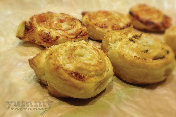 {pie rolls} / Ρολάκια
