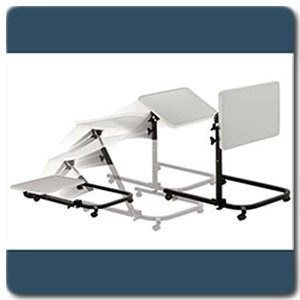 $104.51 (CLICK IMAGE TWICE FOR UPDATED PRICING AND INFO) Multi-position Pivot & Tilt Overbed Table - See More Over Bed Hospital Tables at http://www.zbuys.com/level.php?node=3941=over-bed-hospital-tables