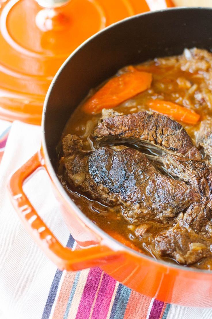 The Best Cuts of Beef for Pot Roast — Meat Basics