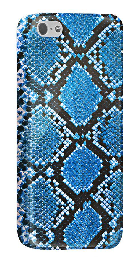 クールにキメるならブルーのニシキヘビiPhone5/5sケースでキマリ。  http://originalprint.jp/ls/215301/ad53a7c71579a45103cbaba43156429a727e4813