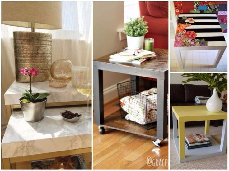Wohnzimmertisch ikea ~ Ikea hack vittsjÖ nesting tables for the set apartment