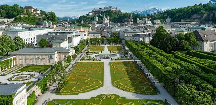 Зальцбург фото, Австрия фото