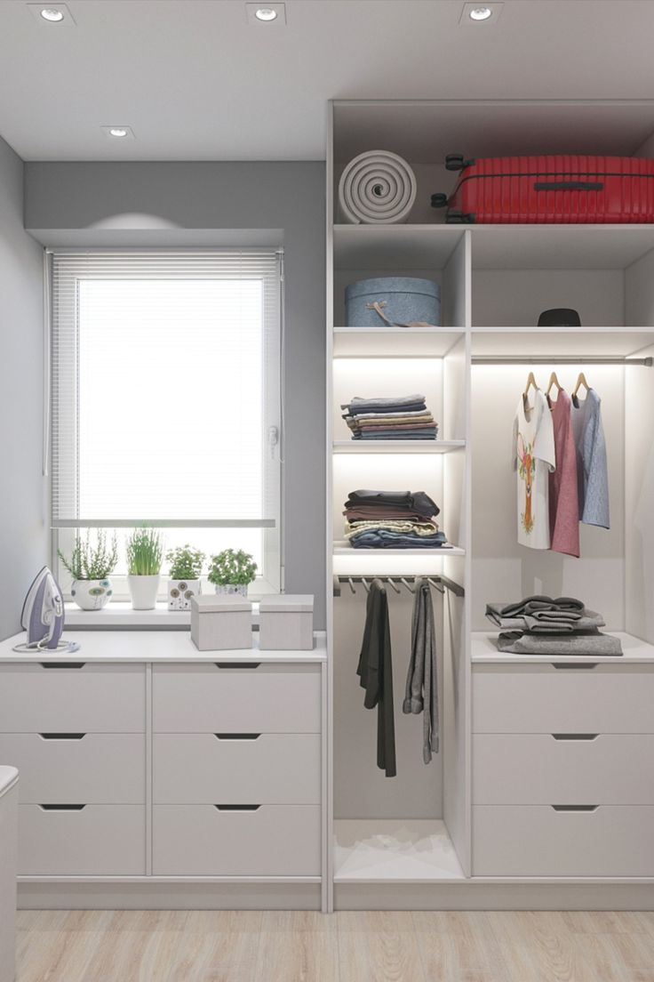 small walk in closet in 2020 small closet space walk in on extraordinary small walk in closet ideas makeovers id=97847