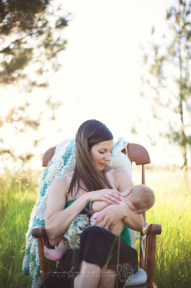 World Breastfeeding Week 2013 Celebration with Natalie Bee Photography