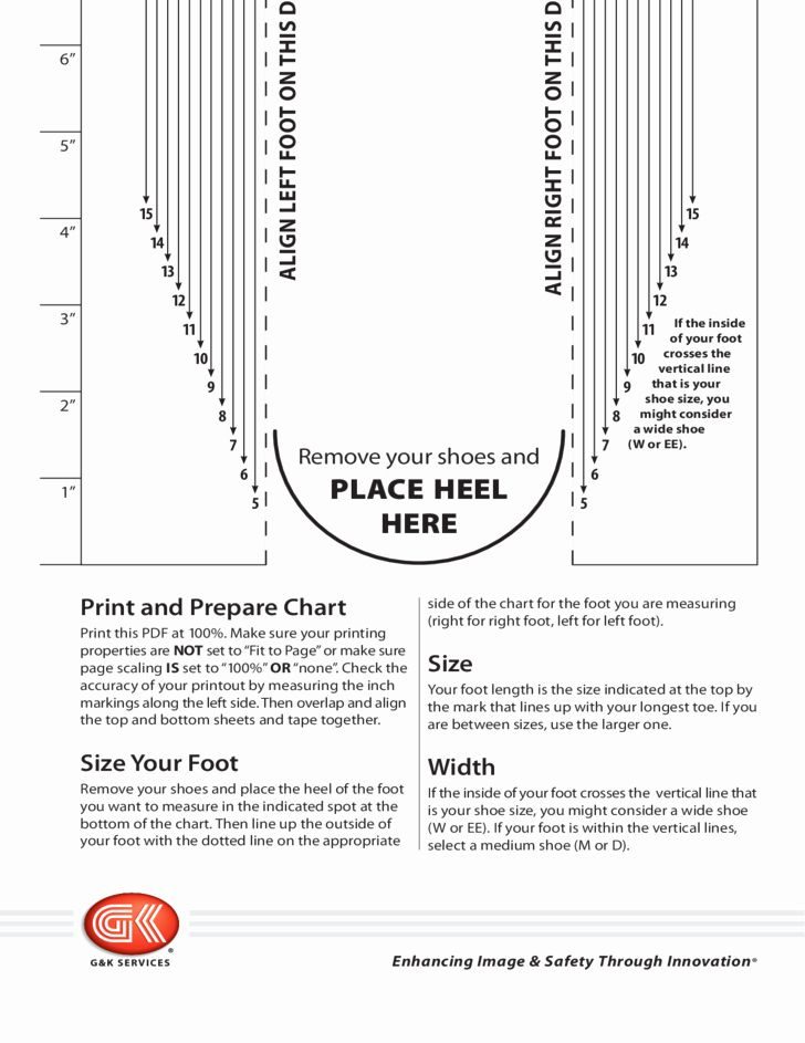 30 printable shoe size chart width in 2020 with images