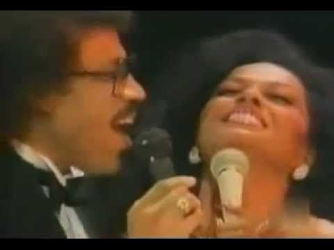 """ENDLESS LOVE, Diana Ross & Lionel Ritchie - I don't care if my vast number of anonymous followers think I'm too """"emotional"""" or """"emo"""" (whatever that is - short for emotional I'm guessing. I DON'T CARE!), this is a beautiful classic & I love it! YouTube"""