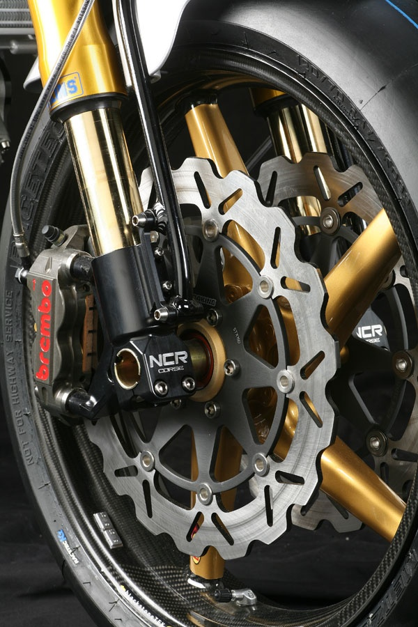 NCR – New Blue Sport 1000 | il Ducatista: http://www.GalferBrakes.net http://www.pashnit.com/product/ohlins/index_ohlins.html #pashnit #ohlins #motorcycle