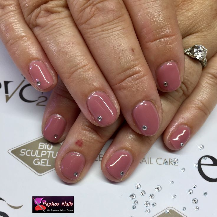 #soprano #silvergems #biosculpturegel #nails #paphosnails #biosculpturebytheresa #kissonerga