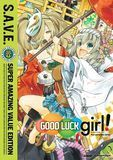 Binbo-Gami Ga! Good Luck Girl: The Complete Series - S.A.V.E. [DVD]