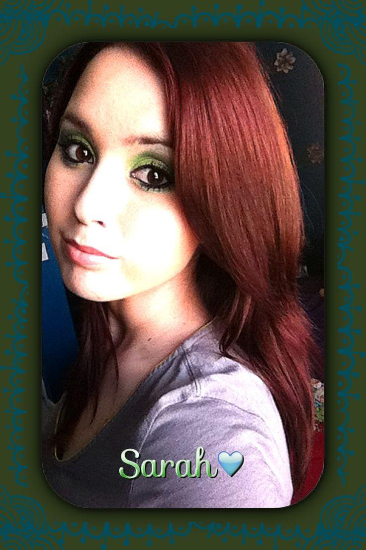 #red hair #auburn hair #loreal