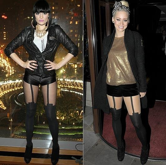 Jessie J OR Kimberly Wyatt? Who wears the tights best? Vote here: https://www.facebook.com/photo.php?fbid=10151115011513720=a.10150092856928720.276107.254900103719=1