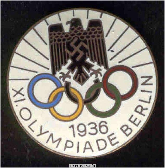 1936 Olympics Symbol