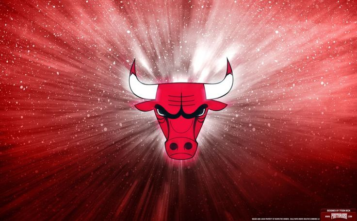 Chicago Bulls Logo HD Wallpaper