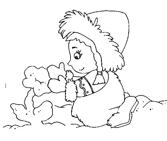american eskimo coloring pages - photo#39