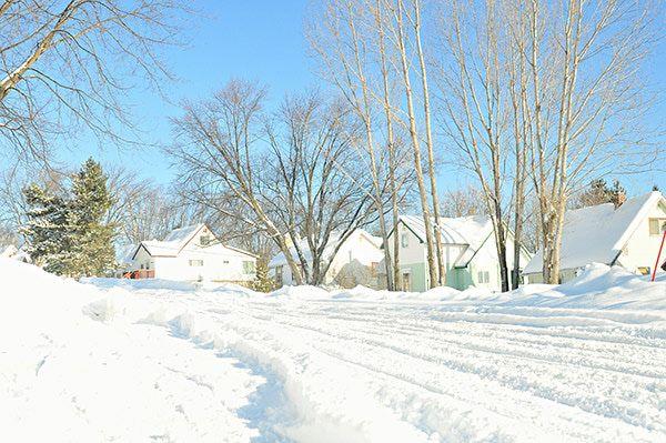 February snow 2015