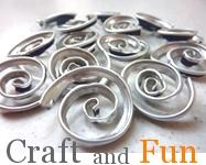 Riciclo Creativo - Craft and Fun: Bijoux cerniere lampo: riciclo creativo