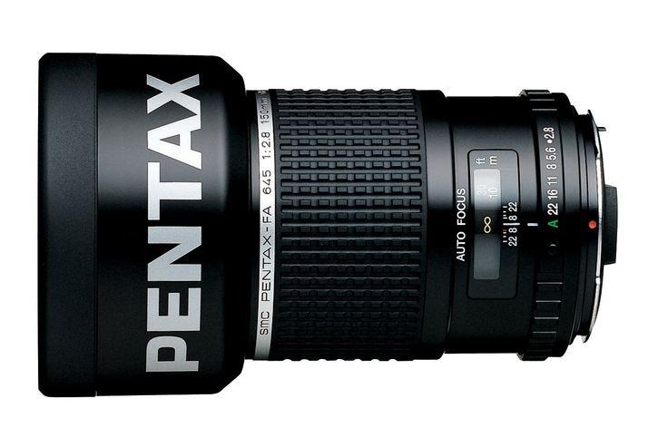 Pentax SMC-FA 645 150mm f/2.8 IF Lens