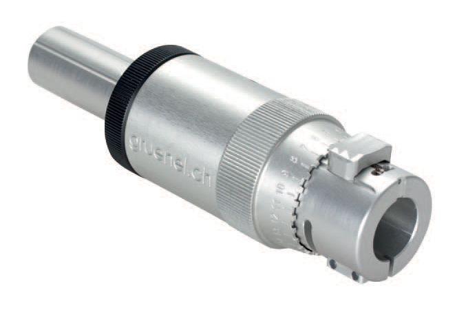 Grunig & Elmiger Barrel Tuner (£145.00)Edinkillie Sport Services