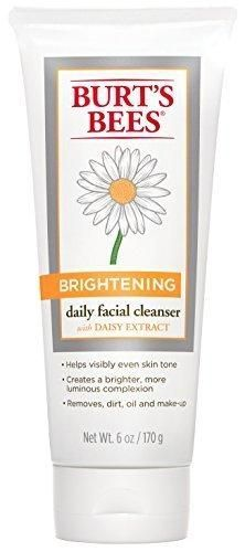 Burt's Bees Brightening Daily Facial Cleanser 6 Ounces
