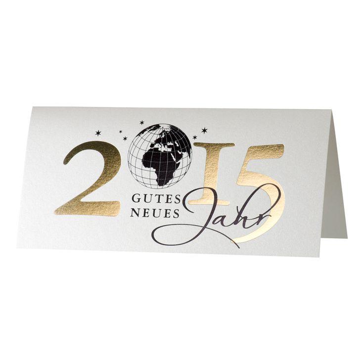 Neujahrskarte Nr. 884025 (Büromac) bei uns bestellen.