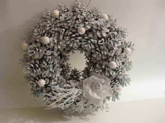 corone ghirlande natalizie creazioni