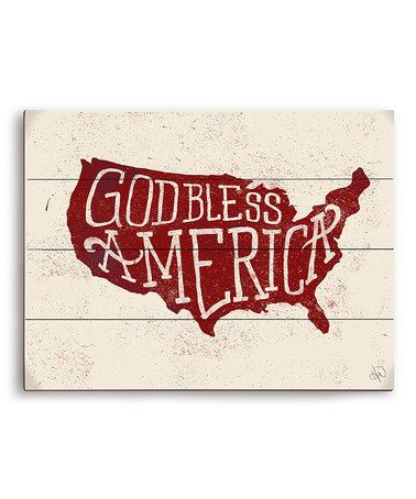 Americana Wall Decor Plaques Signs 25 Best Fourth Of July Americana Home Decor Images On Pinterest