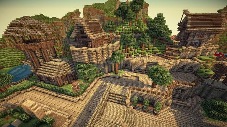 r/minecraft: What I love about shaders is that no matter how much your PC sucks, you can still get awesome screenshots.