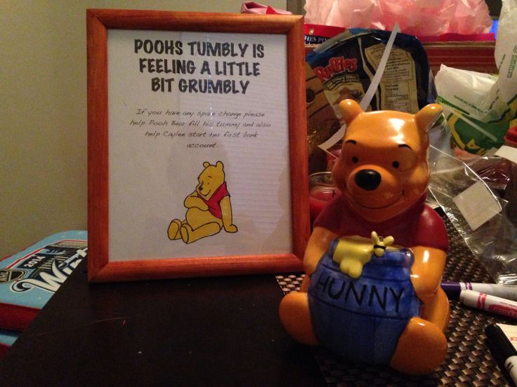 10 Best Images About My Winnie The Pooh Baby Shower On