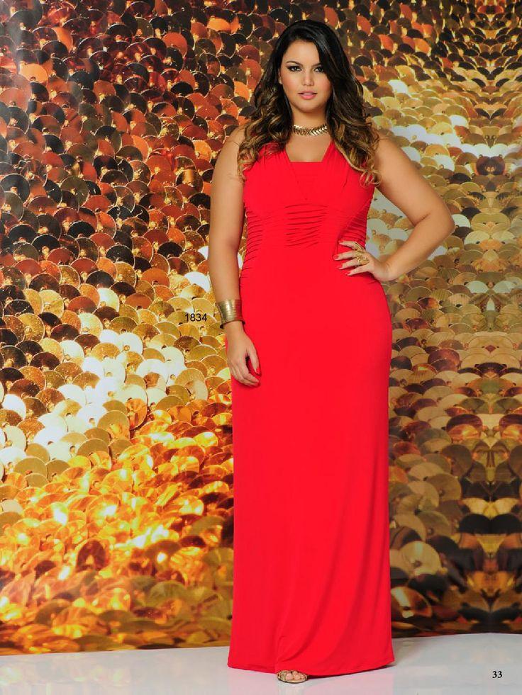 Plus Size Dress in Liló Fashion