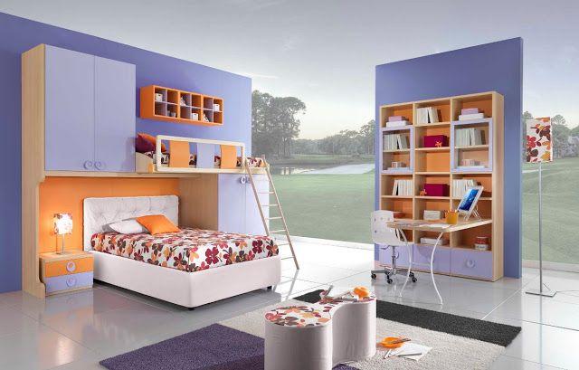 Stunning Chambre Pour Ado Fille De 12 Ans Images - lionsofjudah.us ...