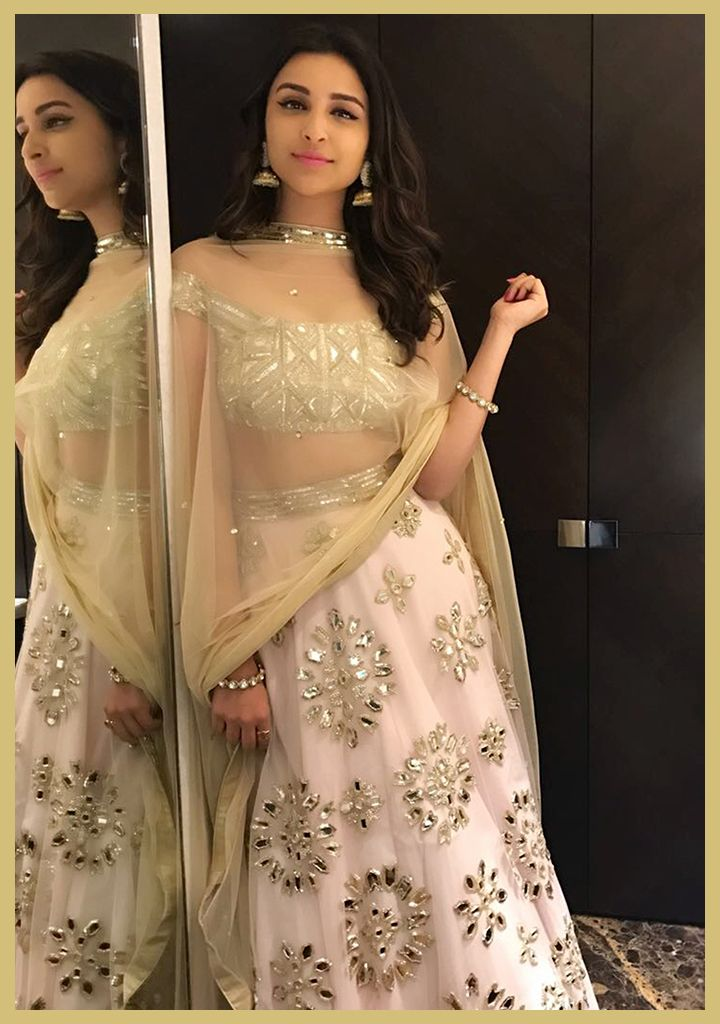 Parineeti Chopra, Saniya Mirza's Sister's Wedding, Hyderabad, MyFashgram