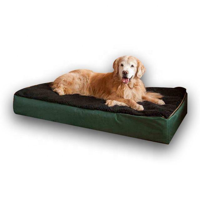 Memory Foam Pet Bed In 2020 Memory Foam Pet Bed Pet Bed Pet