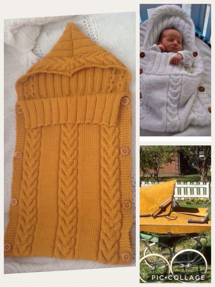Vauvan makuupussi ystävän toiveiden mukaan/ Baby sleeping bag