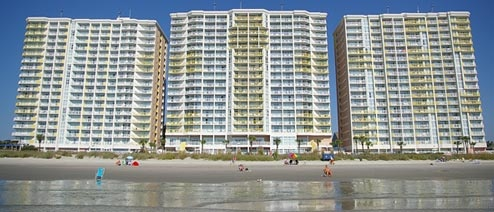 Come stay at Baywatch Resort. Call now 800-525-0225 or go online to book your condo.
