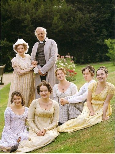 Pride and Prejudice (1995). Such a sweet picture!