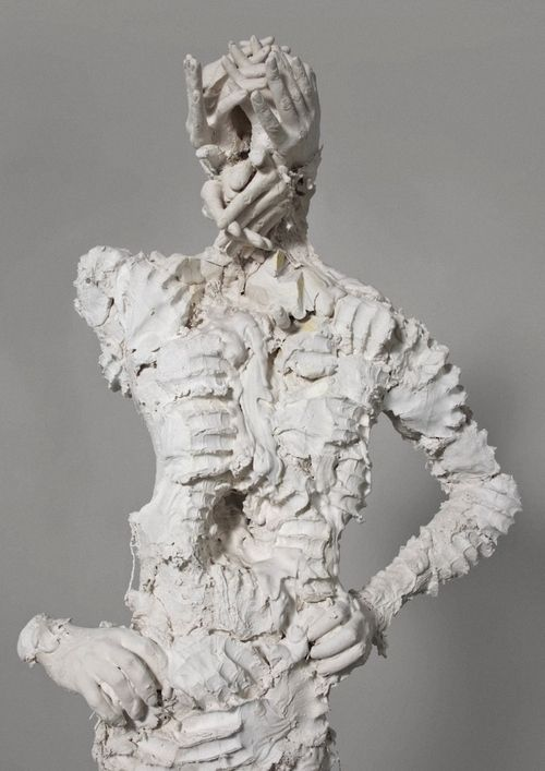 Sculpture by David Altmejd