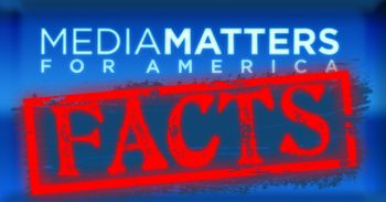 Media Matters Facts - The Rush Limbaugh Show