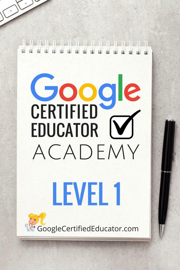 Google Certified Educator Online Boot Camp