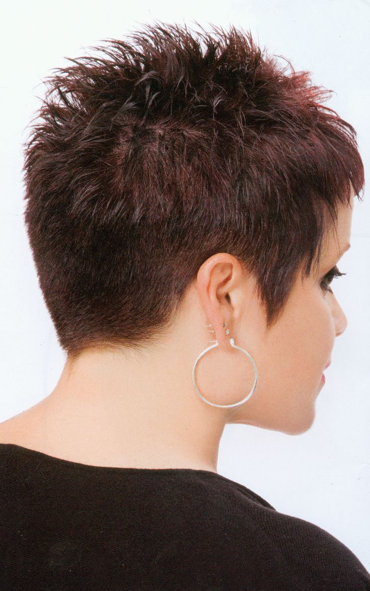 short spiky pixie haircut with long bangs 27 best pixie haircut with bangs for women images on